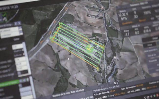 SpectralGEO soluciones medioambientales con drones