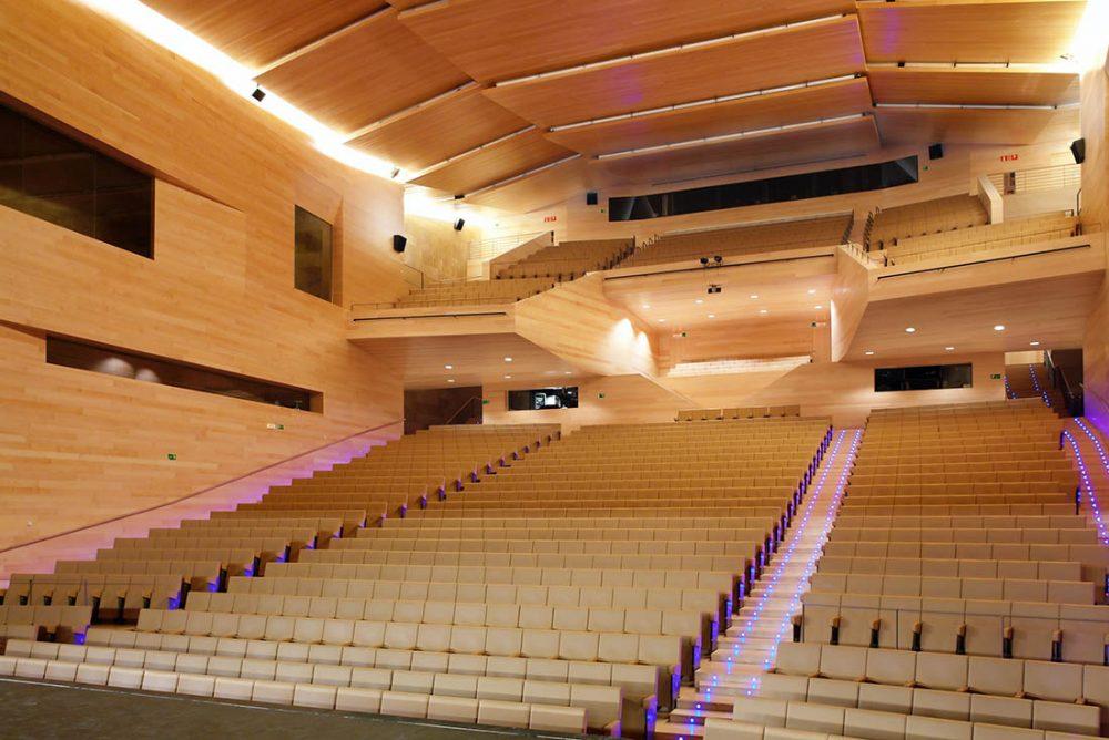 Auditorio Riojaforum
