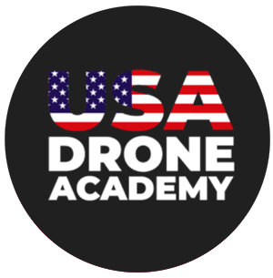 Logo Drone Academy USA